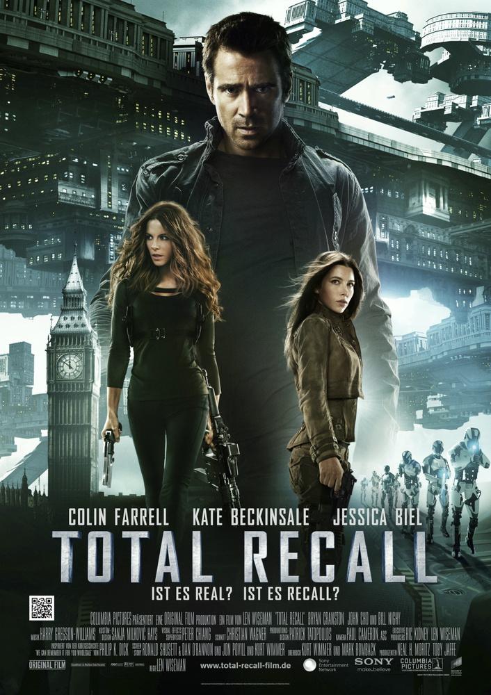 Total Recall - Filmkritik