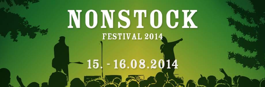 Nonstock Festival - auch 2014 mit Bedroomdisco Zeltbühne
