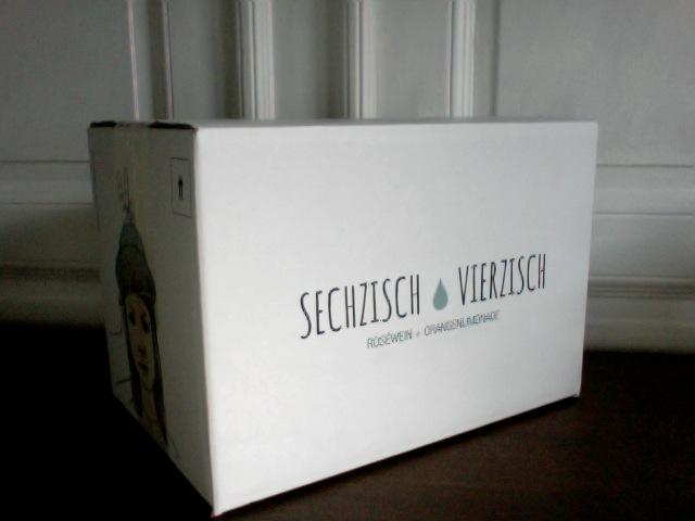 Bedroomdisco Adventskalender - Sechzisch Vierzisch
