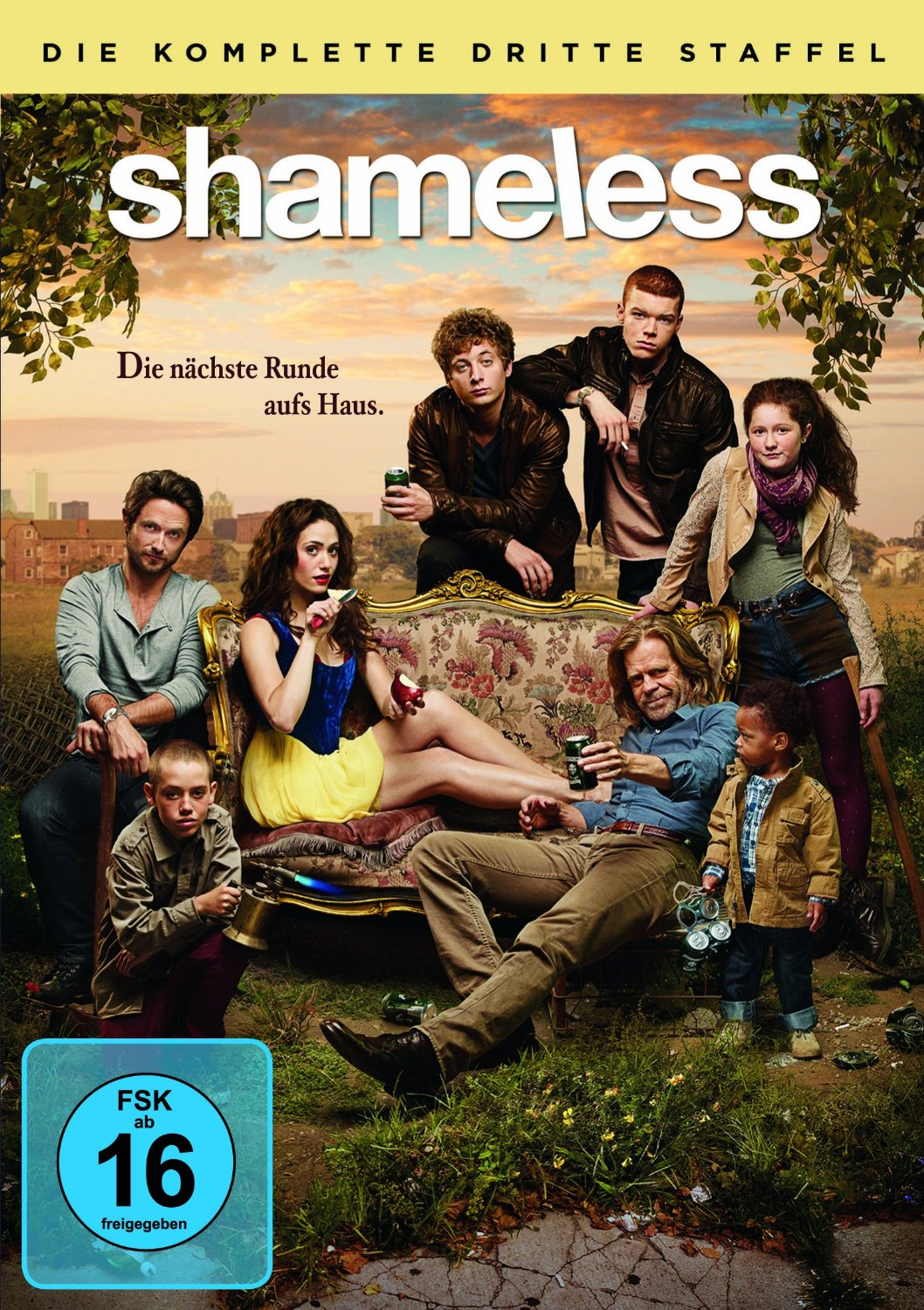 Shameless Staffel 3 Cover