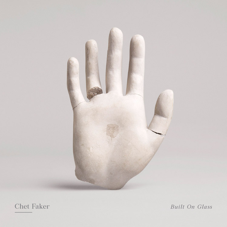 Chet Faker - Built On Glass Cover
