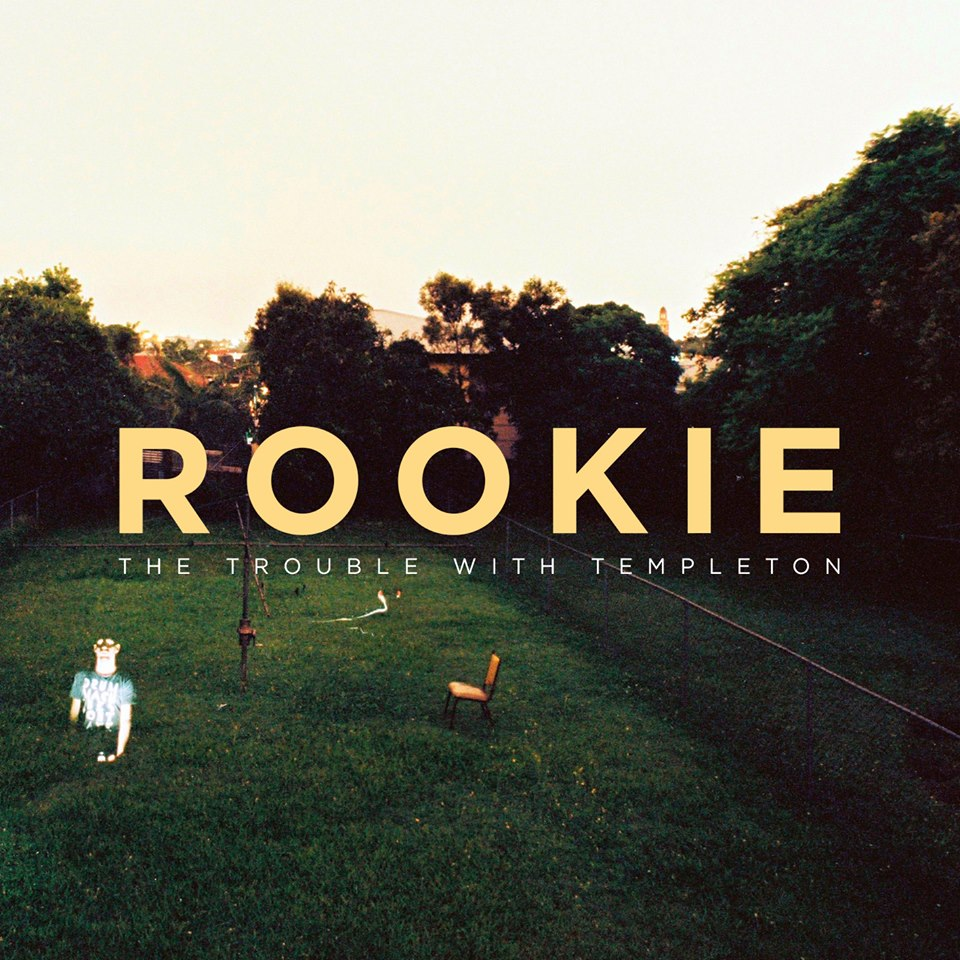 The Trouble With Templeton - Rookie CD-Kritik
