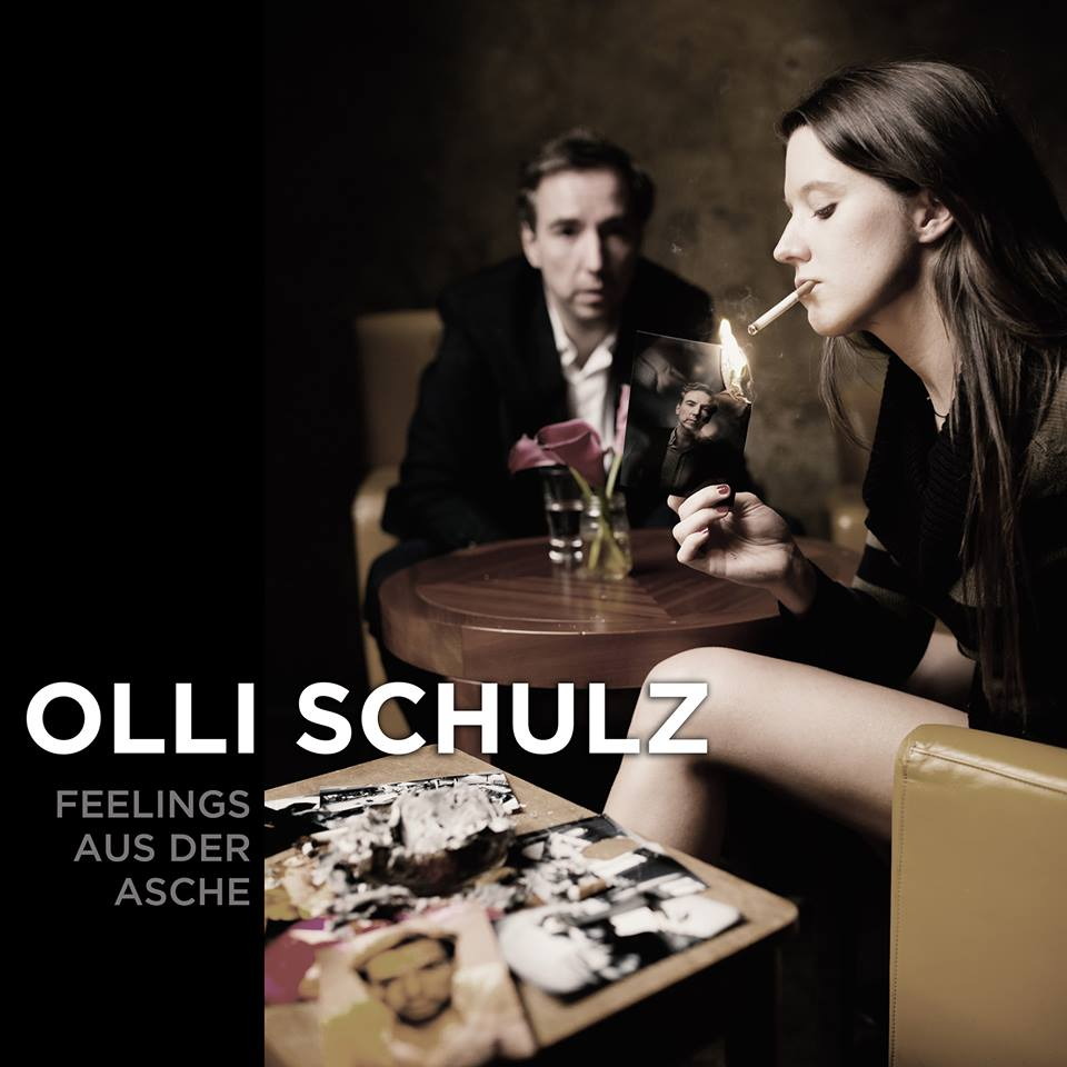 Olli Schulz - Feelings aus der Asche CD Kritik