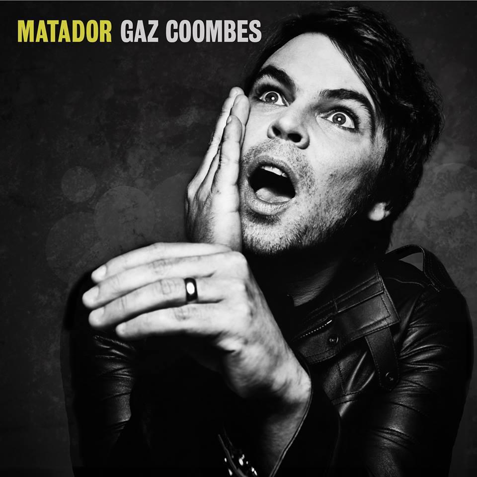 Gaz Coombes - Matador CD-Kritik