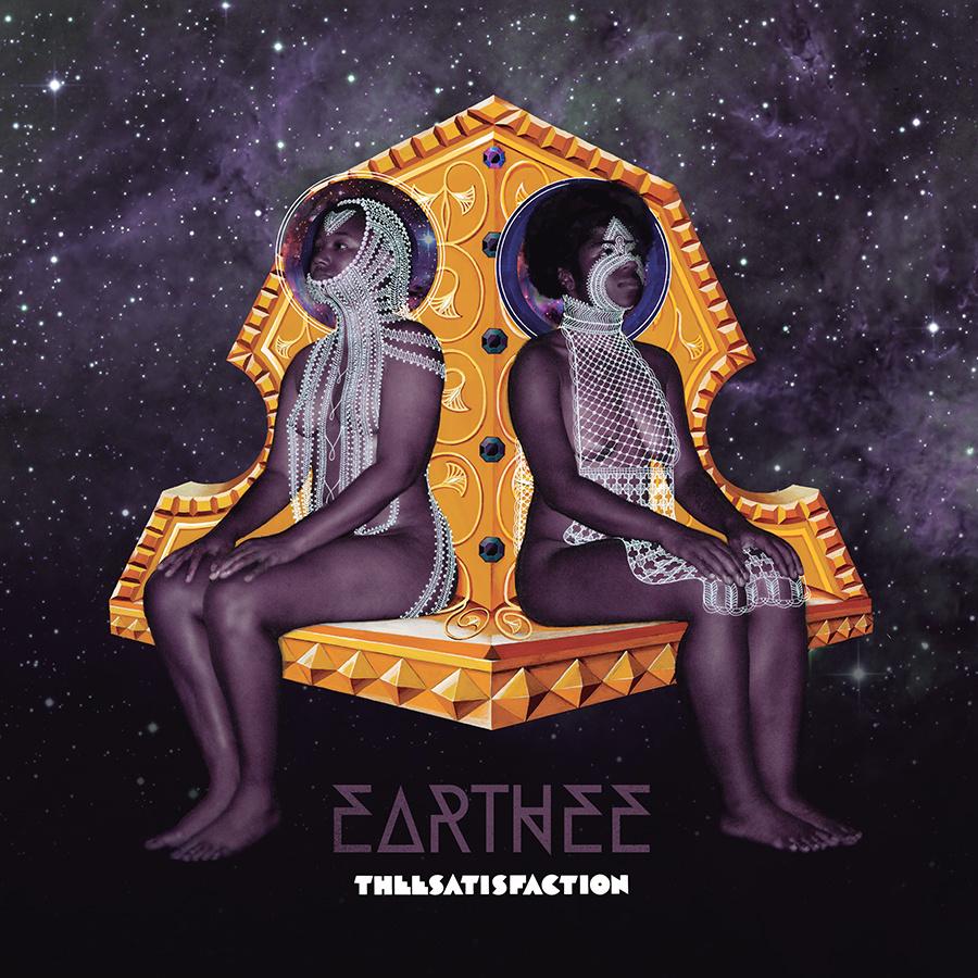 THEESatisfaction - EarTHEE CD-Kritik