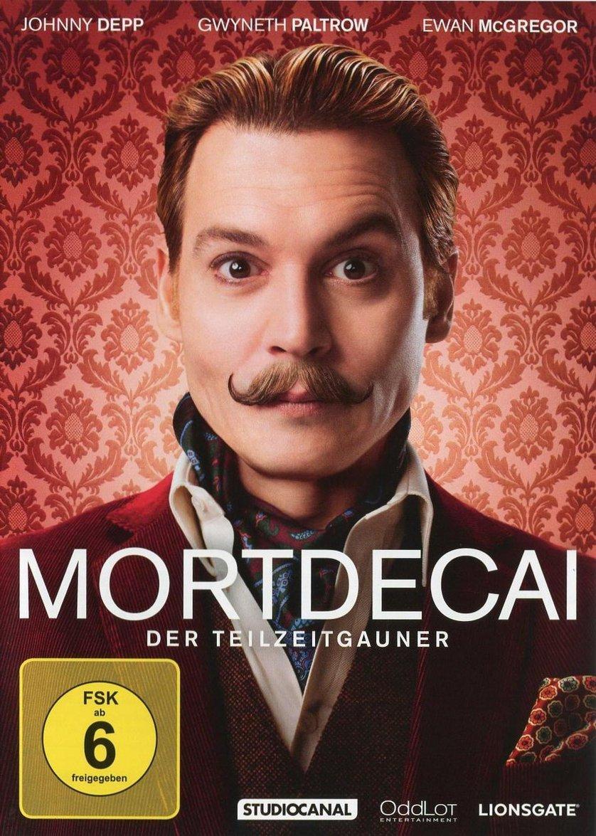Mortdecai - Der Teilzeitgauner - Filmkritik