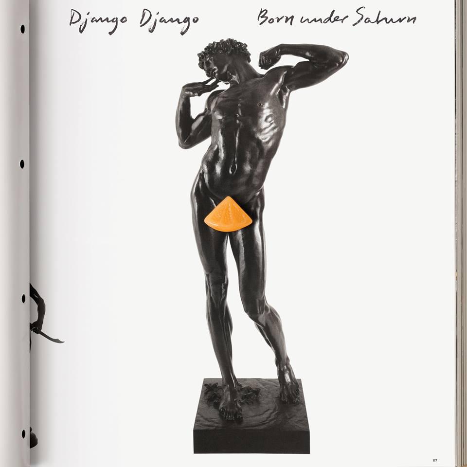 Django Django - Born Under Saturn CD-Kritik