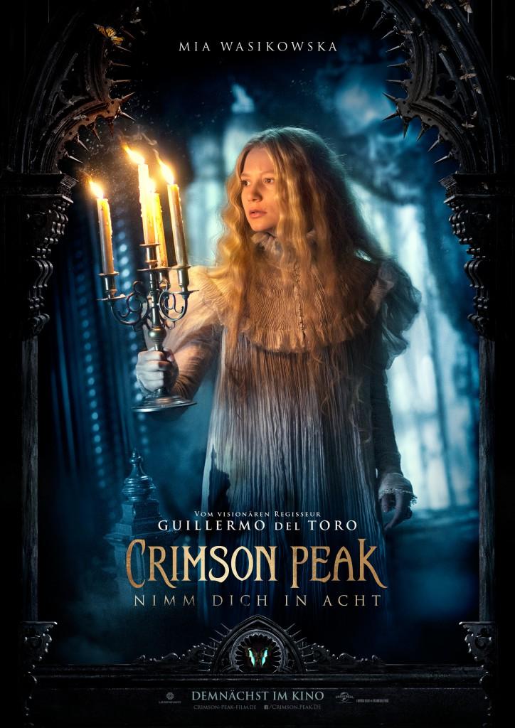 Crimson Peak - Haunted House Horror Update