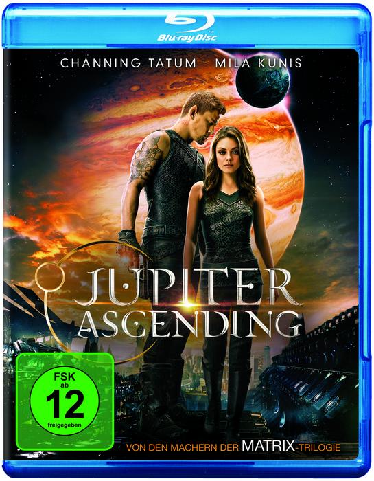 Jupiter Ascending - Gewinnspiel