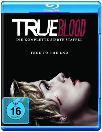 True Blood - Staffel 7 - Verlosung