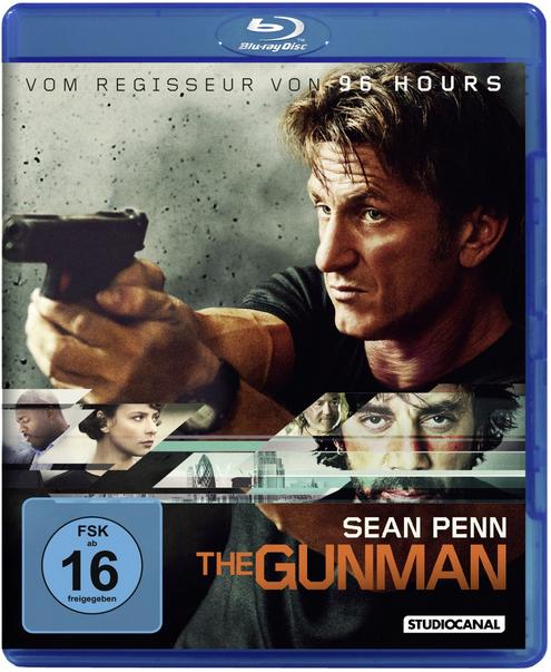 The Gunman - Verlosung