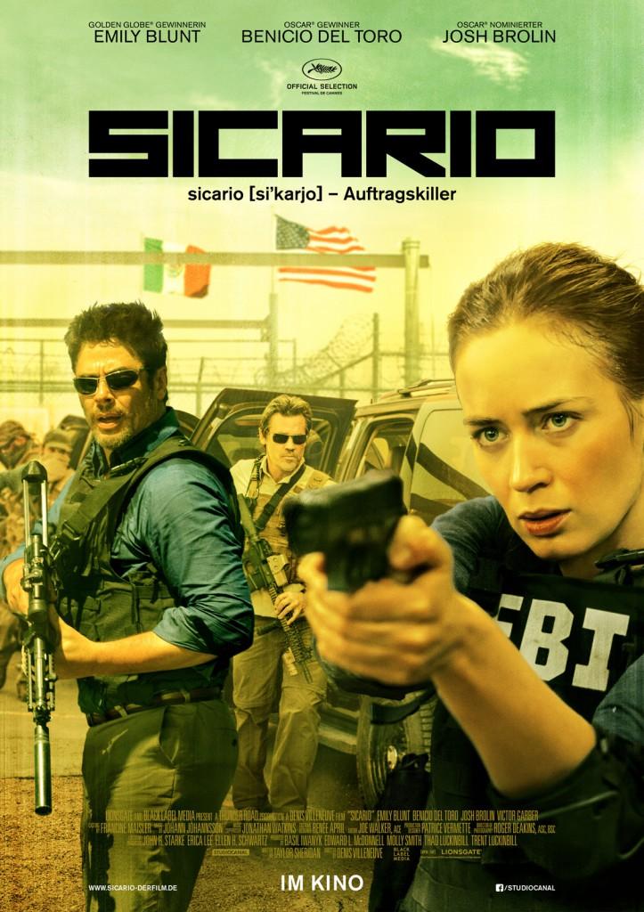 Kinotipp der Woche: Sicario