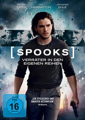 Spooks - Verlosung