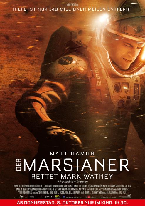Kino-Tipp der Woche: Der Marsianer