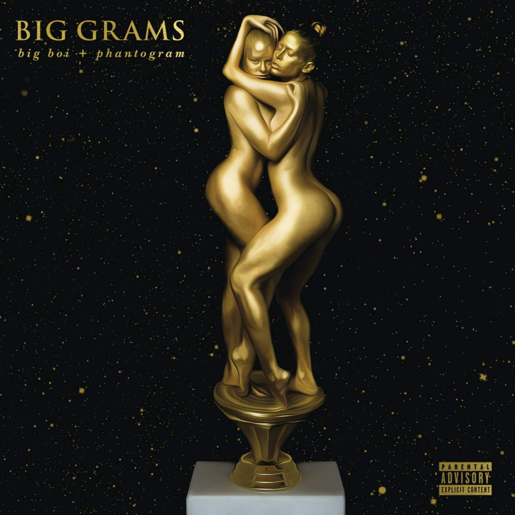 Big Grams - Big Grams CD-Kritik