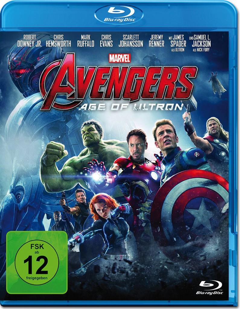 Avengers - Ago of Ultron - Filmkritik & Verlosung
