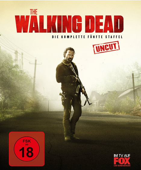 The Walking Dead - Season 5 - Verlosung