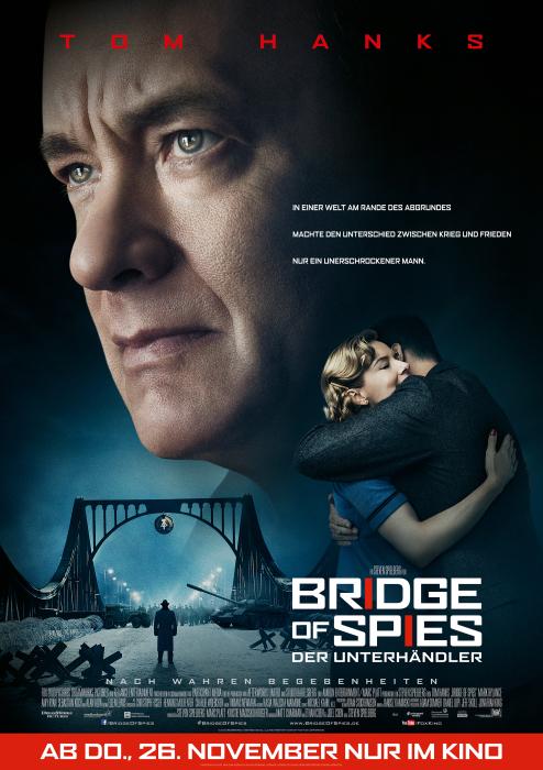 Kino-Tipp der Woche: Bridge of Spies