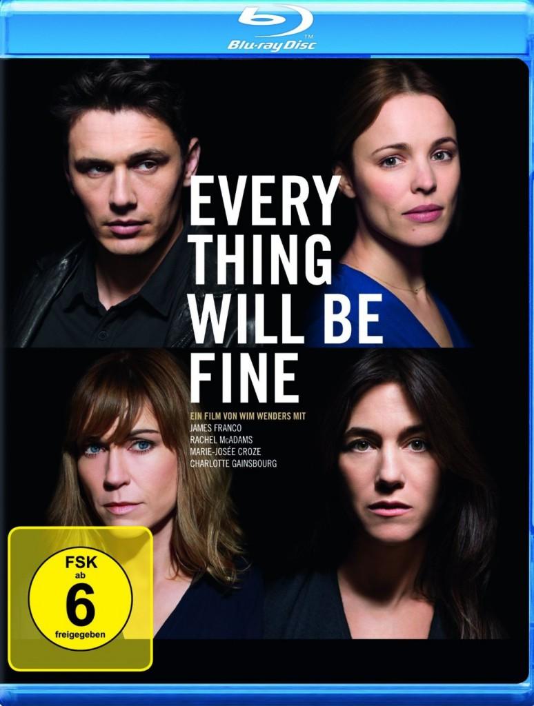 Every Thing Will Be Fine - Filmkritik & Verlosung