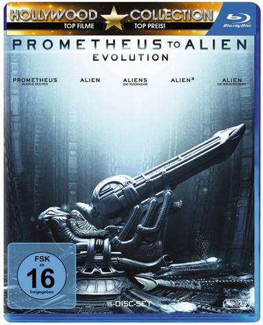 Bedroomdisco Adventskalender - Prometheus
