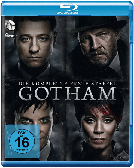 Gotham - Staffel 1 Kritik