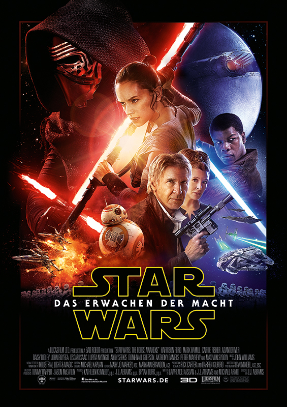 Bedroomdisco Adventskalender: Star Wars