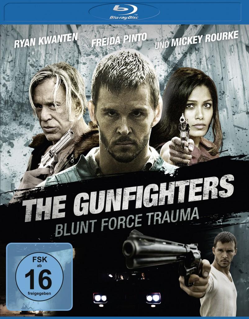 The Gunfighters - Verlosung