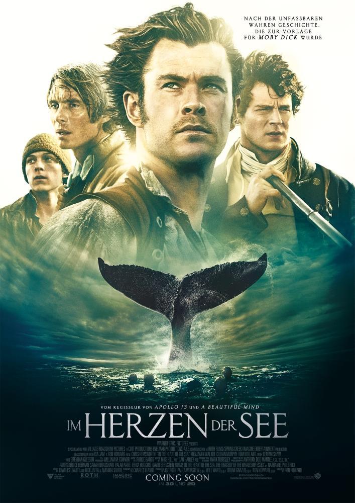 Kino-Tipp der Woche: Im Herzen der See