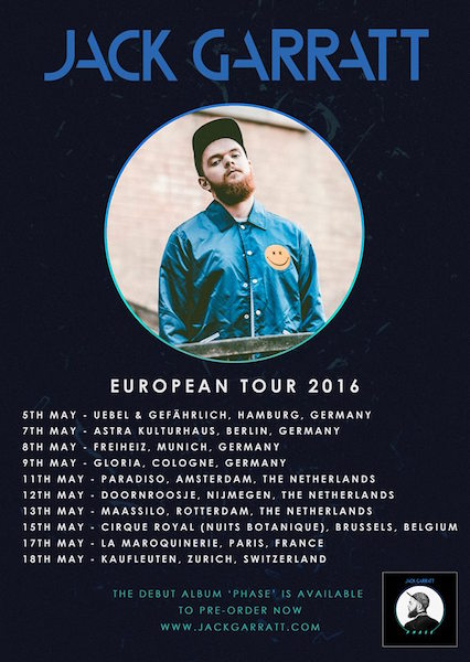 Bands To Watch In 2016 - Jack Garratt