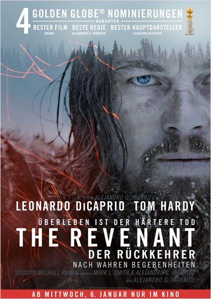 The Revenant - Der Rückkehrer - Filmkritik & Verlosung