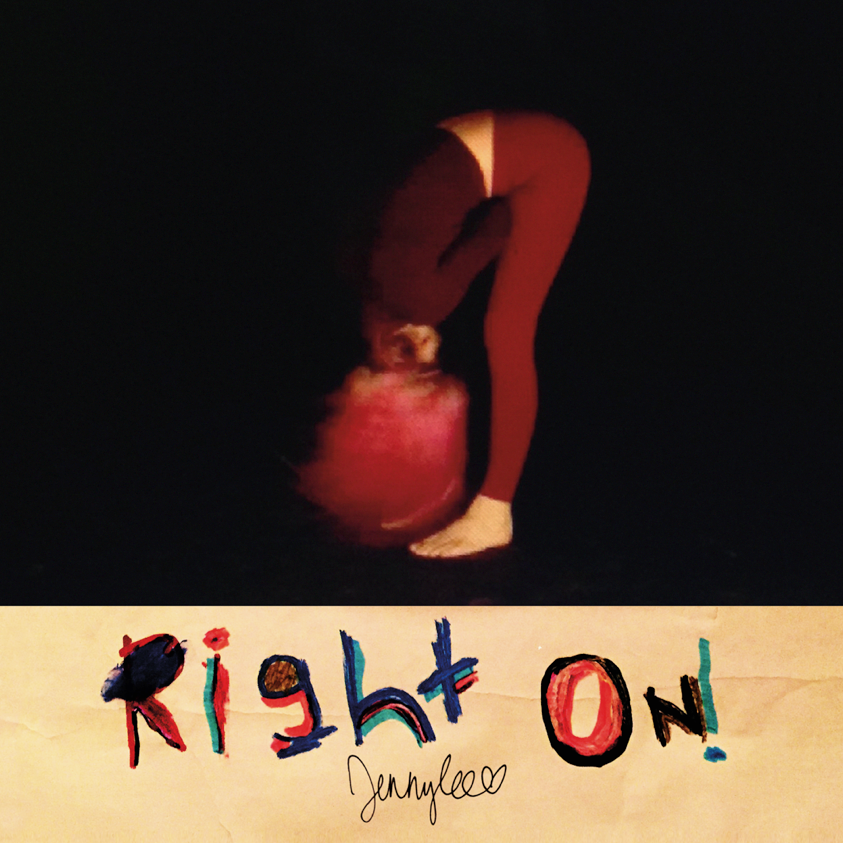 Jennylee - Right on! CD-Kritik