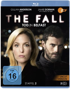 The Fall - Tod in Belfast - Season 2 - Verlosung