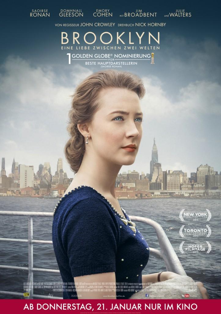 Brooklyn - Kino-Tipp der Woche & Verlosung