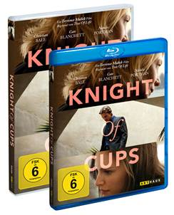 Knight of Cups - Verlosung