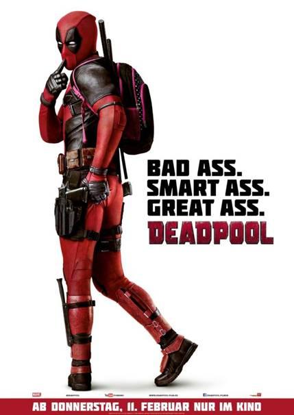Deadpool - Filmkritik