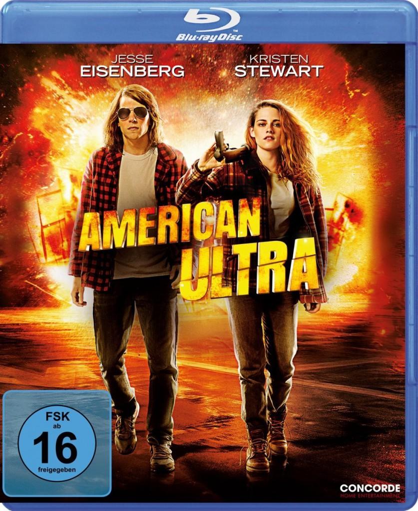American Ultra - Filmkritik & Verlosung