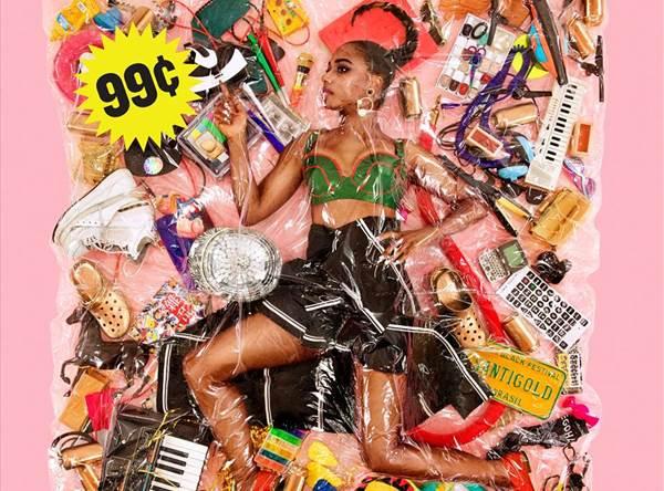 Santigold - 99 Cents CD Kritik