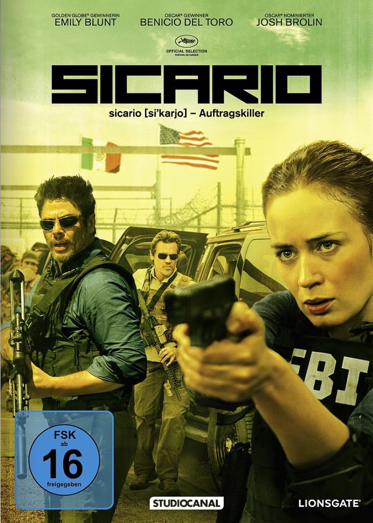 Sicario - Filmkritik & Verlosung