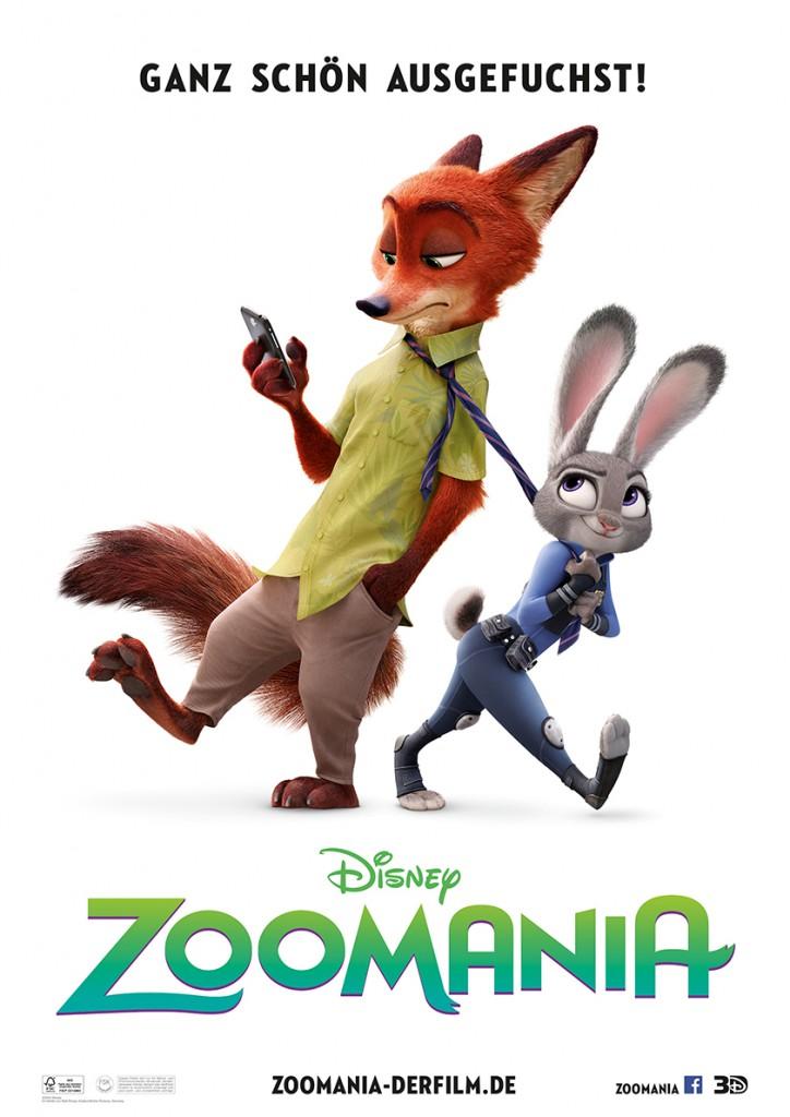 Kinotipp der Woche: Zoomania