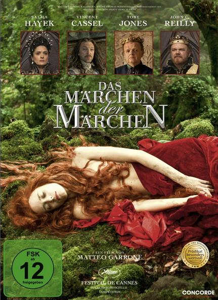 Das Märchen der Märchen - Filmkritik