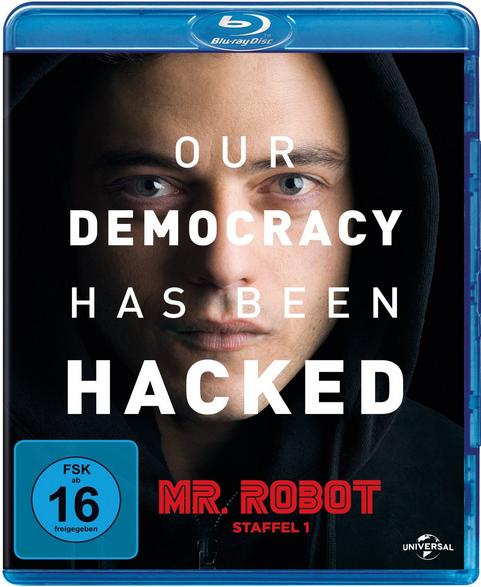Mr. Robot - Staffel 1 - Kritik & Verlosung