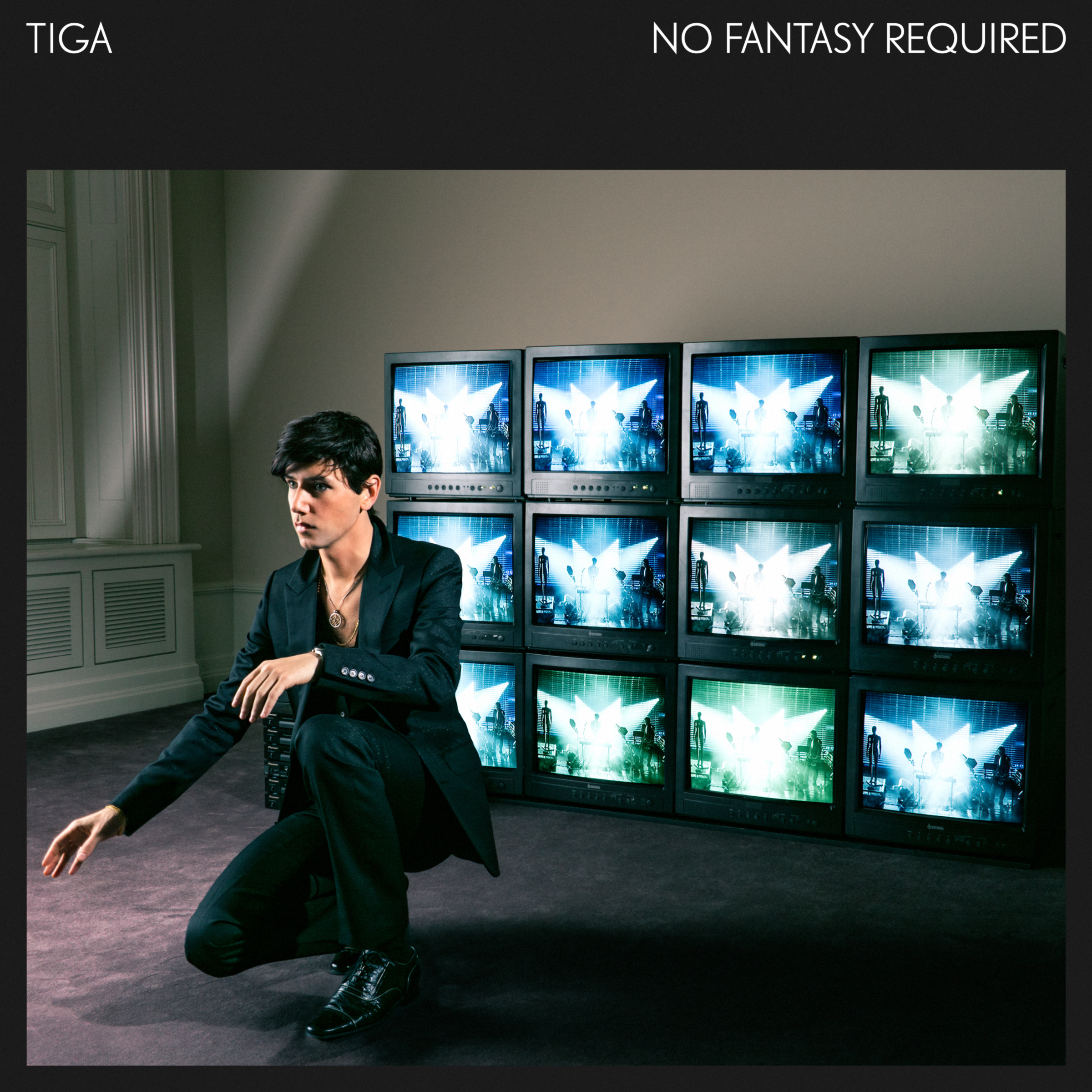 Tiga - No Fantasy Required CD-Kritik