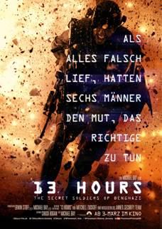 13 Hours - Filmkritik