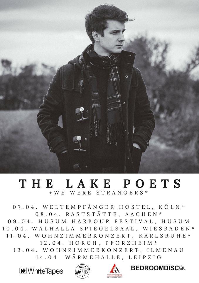 The Lake Poets - live, live, live