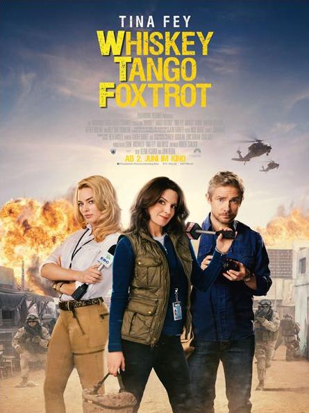Whiskey Tango Foxtrot - WTF