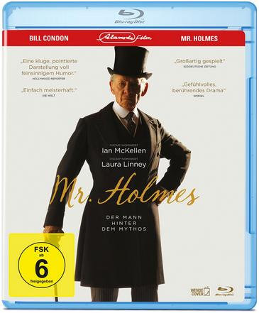 Mr. Holmes - Filmkritik