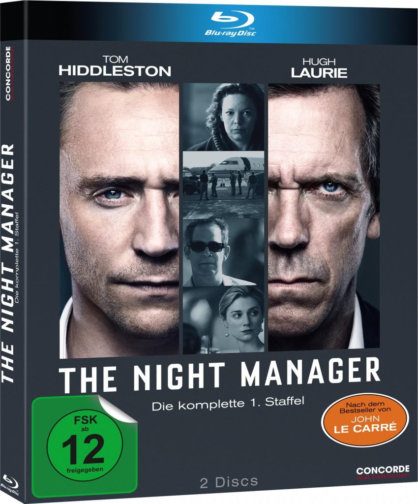 Night Manager Schuber - Psychoduell