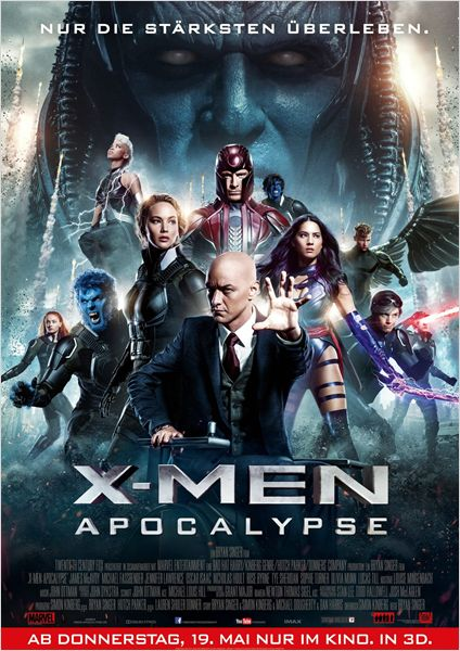 X-Men: Apocalypse Verlosung