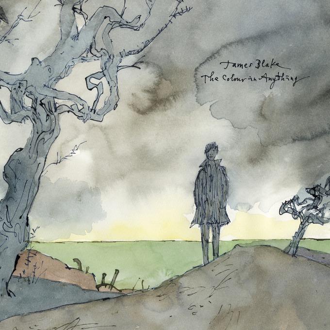 James Blake CD-Kritik
