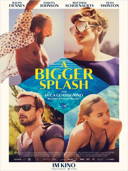 Kinotipp der Woche: A Bigger Splash